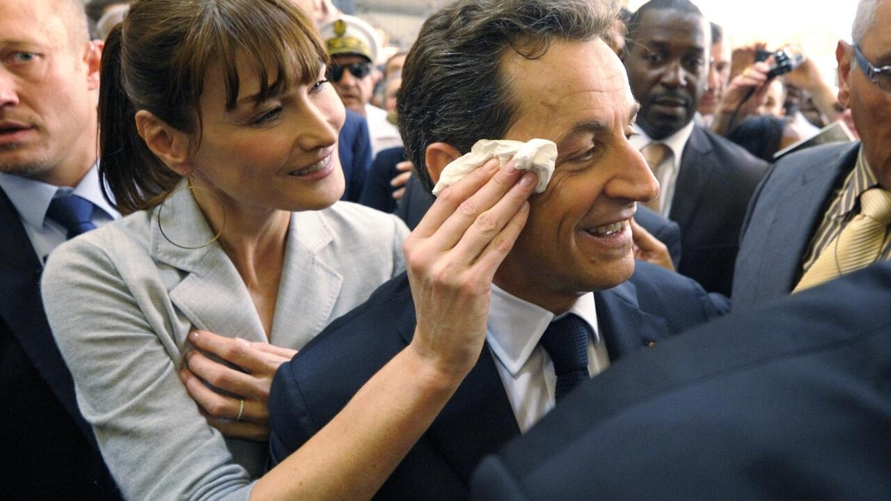 Carla Bruni-Sarkozy charity accused of handing Aids fight funds to friends