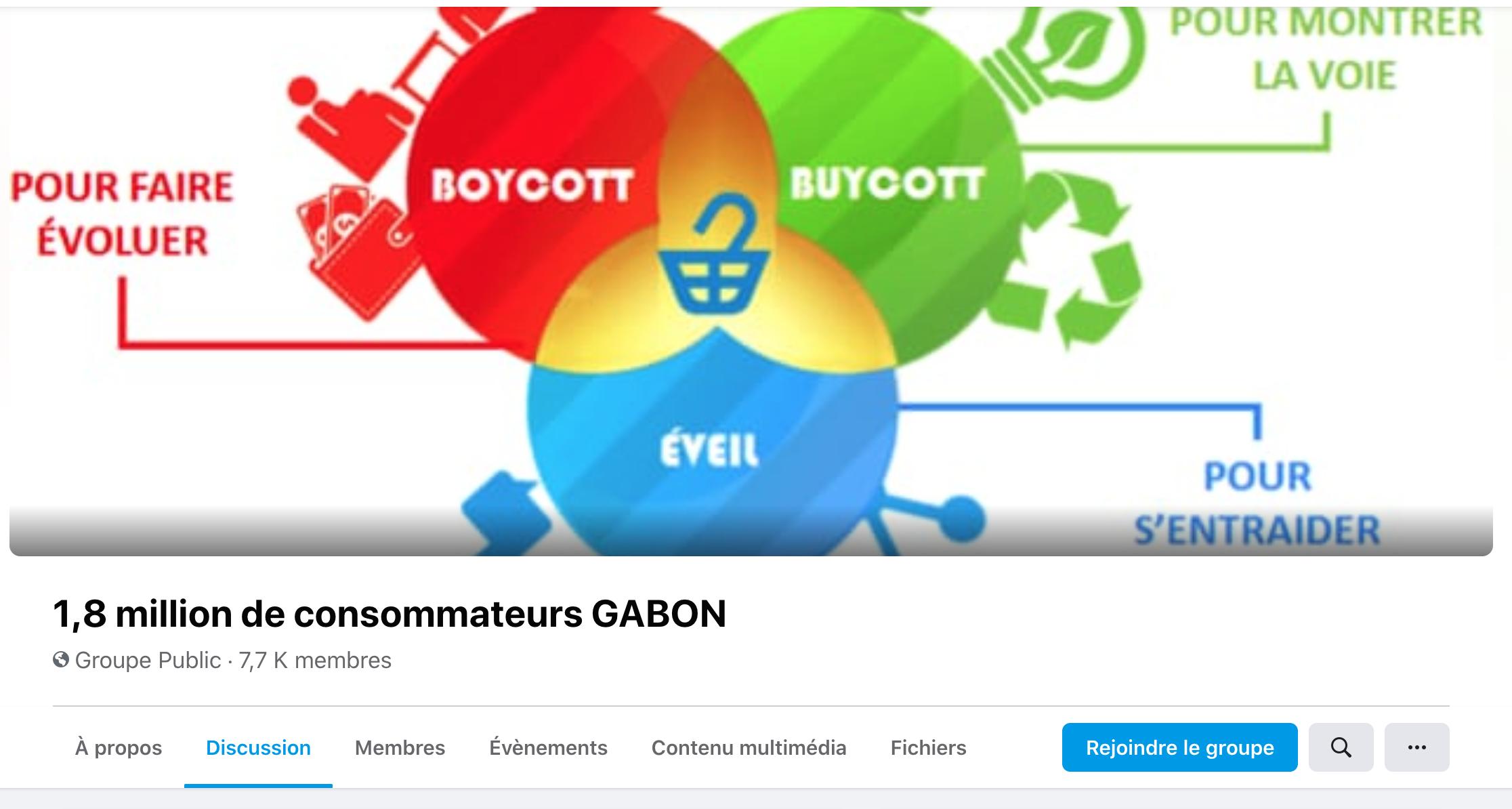 1,8 million de consommateurs Gabon