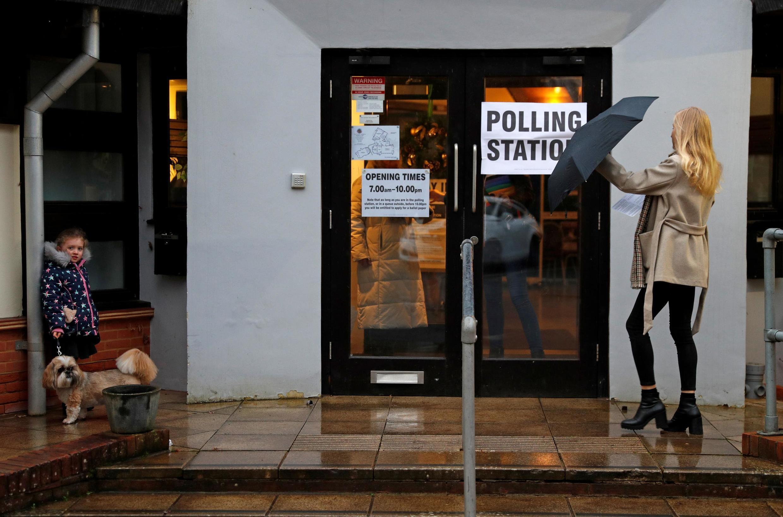 Các phòng phiếu mở cửa sáng ngày 12/12/2019 đón chờ 46 triệu cử tri Anh.