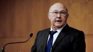 Michel Sapin, ancien ministre de l'Economie et des Finances.