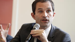 French Education Minister Benoît Hamon