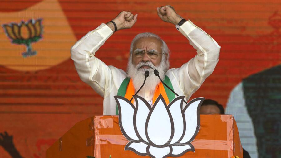 印度是製衡中國之重器