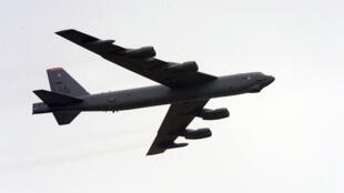 Oanh tạc cơ B-52 của Mỹ.