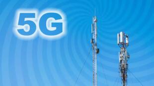 網傳5G基站圖片