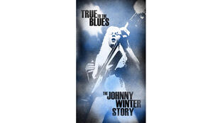 "Johnny Winter Pochette Coffret ""True to the Blues"""