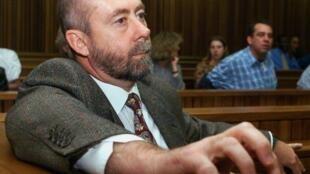 Wouter Basson comparaît devant l'Ordre des médecins en Afrique du Sud.