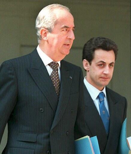 Предвыборный штаб Балладюра в 1995 году возглавлял Николя Саркози, занимавший в правительстве пост министра бюджета.