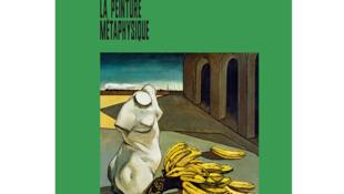 Affiche de l'exposition «Giorgio de Chirico. La peinture métaphysique»