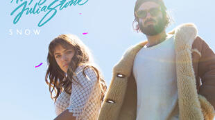 Angus et Julia Stone, album «Snow» (capture d'écran).