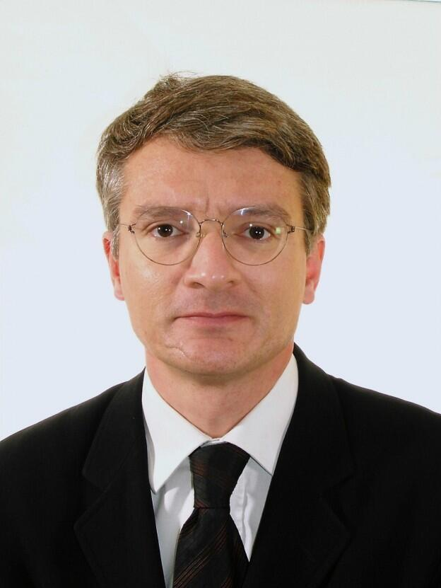 Olivier Feiertag, historien français.