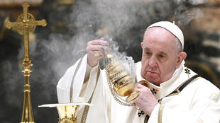 Pape Francisco - Noel 2020