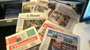 Diários franceses 18.04.2016