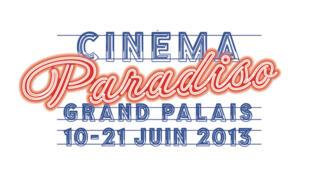 Affiche de l'événement «Drive-in» au Grand Palais.