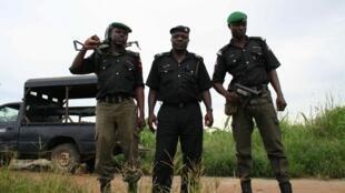 Vikosi vya usalama vya Nigeria vinaendelea kuwatafuta mabaharia waliotekwa nyara.