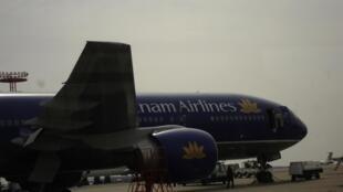 Phi cơ Vietnam Airlines chuẩn bị đưa các hành khách bị kẹt ở Matxcơva về Paris ngay sau khi không phận Pháp được giải tỏa.