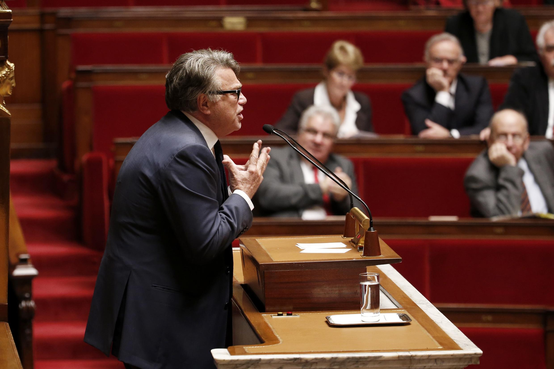 بحث در بارۀ به رسمیت شناختن فلسطین در مجلس ملی فرانسه