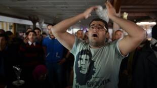 A Port-Saïd, les habitants réagissent à l'annonce du verdict.