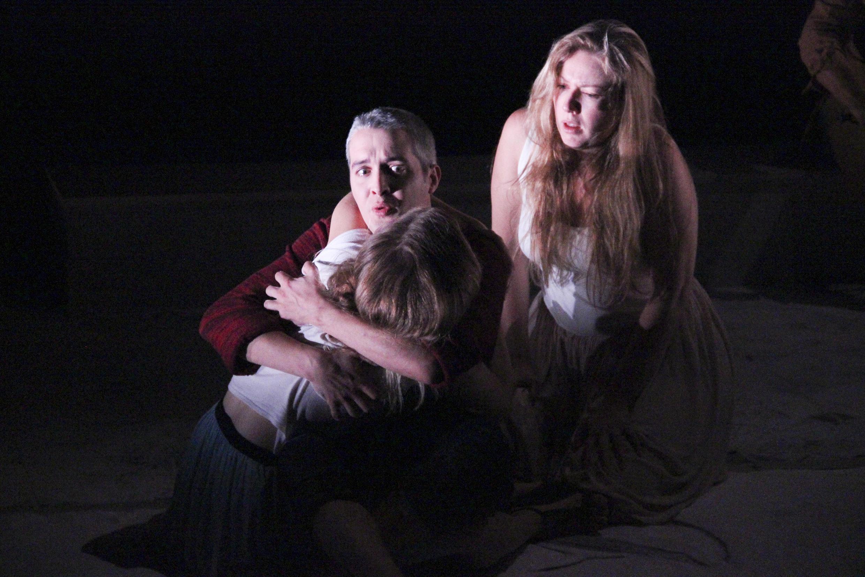 La mort de Tintagiles, une mise en scène de Géraldine Martineau.