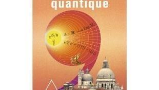 Couverture de Le Théâtre Quantique d'Alain Connes.