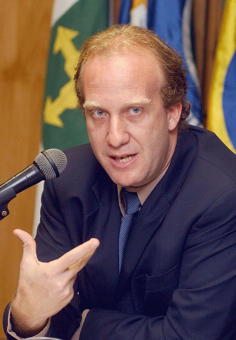 Marcelo Neri, fundador do Centro de Políticas Sociais da Fundação Getúlio Vargas.