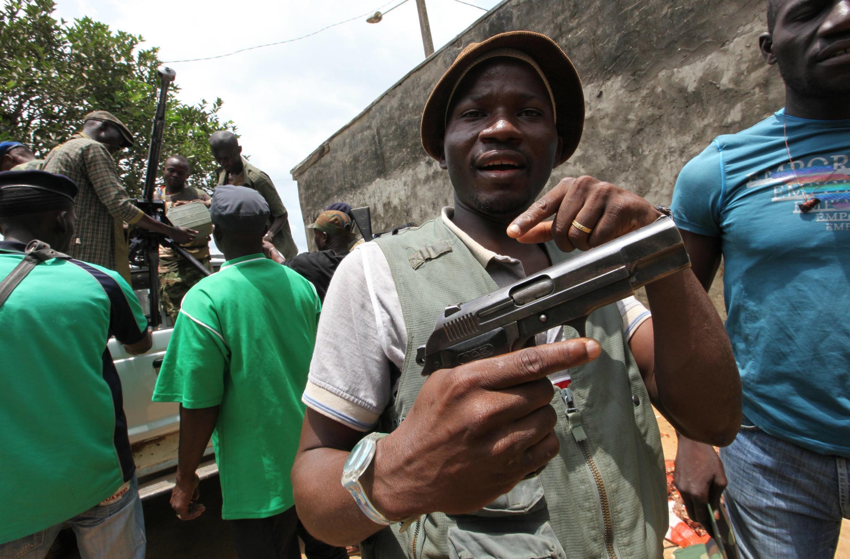 """A member of the pro-Ouattara """"invisible commandos in Abobo"""