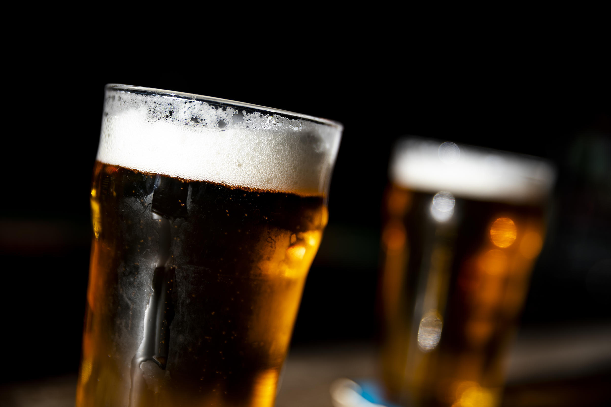 Beer drinkers in some countries may have trouble getting their favourite liquid