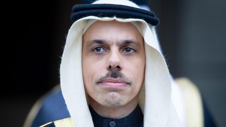 فیصل بن فرحان آل سعود، وزیر امور خارجه عربستان