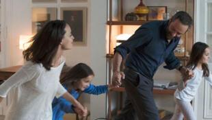 """Bérénice Béjo y Cédric Kahn protagonizan """"L'économie du couple""""."""