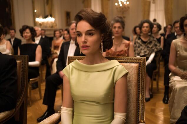 Natalie Portman interpreta Jacqueline Kennedy