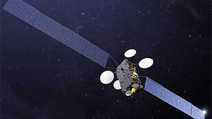 Imagem do satélite SGDC.
