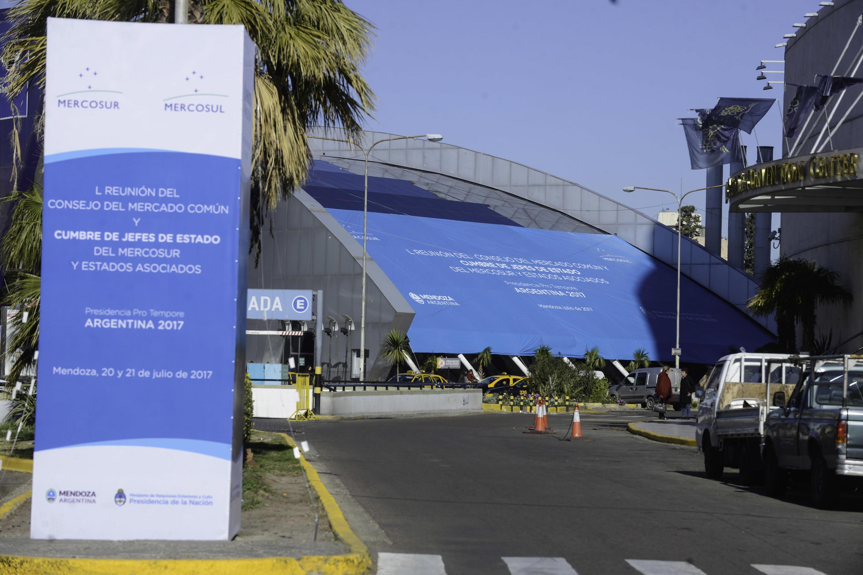 A cidade de Mendoza, no oeste da Argentina, sedia a cúpula de Chefes de Estado do Mercosul até 21 de julho.