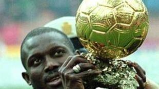 George Weah a remporté le Ballon d'Or en 1995.