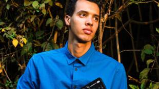 El músico y autor Gaël Faye.