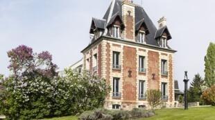 La Villa de los Brillantes, en Meudon.