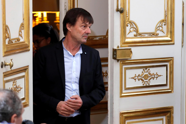 Отставка Николя Юло стала для президента Франции неожиданностью