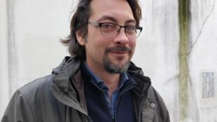 L'historien Romain Bertrand, auteur du récit «Qui a fait le tour de quoi?».