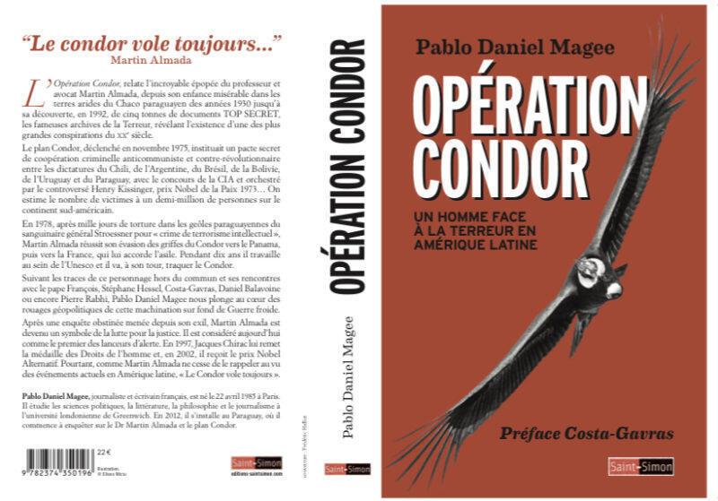 Portada de Operation condor