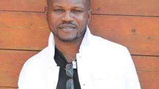 L'écrivain Blaise Ndala.