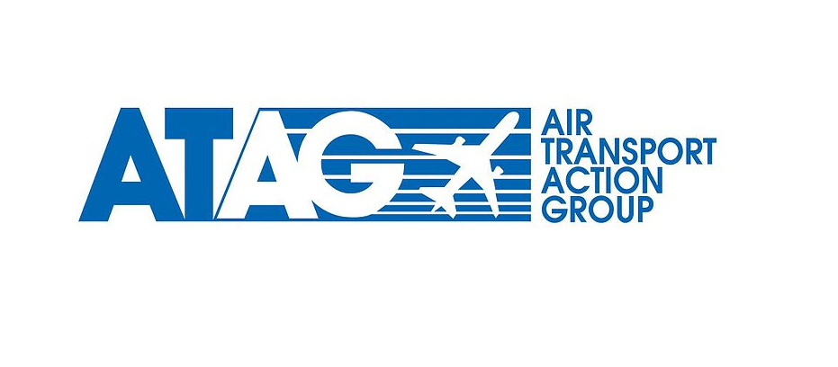 Logo de Air Transport Action Group.
