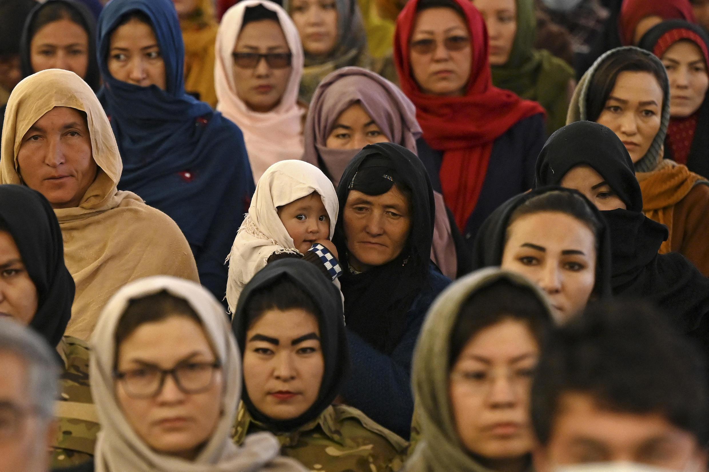 Afghanistan femmes