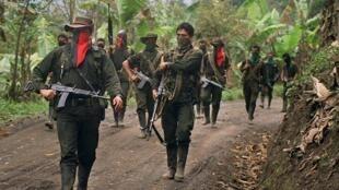 El ELN y el gobierno de Juan Manuel Santos iniciaron diálogos de paz en Ecuador el 7 de febrero pasado.