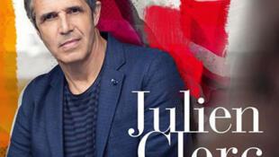 Détail du nouvel album «Partout la musique vient» de Julien Clerc.