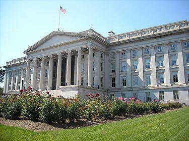 Trụ sở bộ Thương Mại Mỹ tại Washington DC.