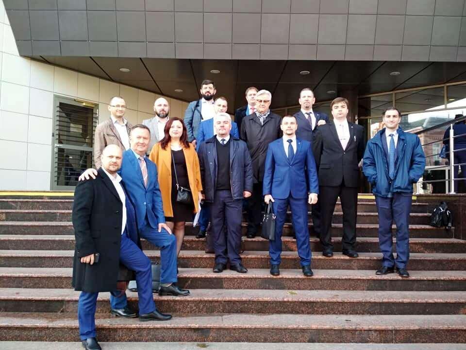 Адвокаты, защищавшие Михаила Беньяша