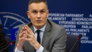 Chuyên gia Arnaud Danjean, phụ trách tạp chí chiến lược quốc phòng và an ninh quốc gia Pháp của tổng thống Pháp Emmanuel Macron.