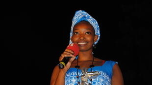 Mounira Mitchala, lauréate du Prix Rfi Découvertes 2007