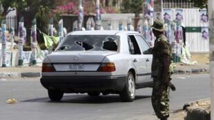 Les soldats sont déployés dans les zones sensibles du Nigeria, en particulier dans l'Etat central de Kaduna.