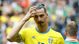 Zlatan Ibrahimovic failed to get on the scoresheet in Sweden's opening game in Group E at Euro 2016.