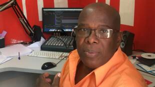 Tonm Malè ou Manmie pwela, au studio de Koze Kilti.
