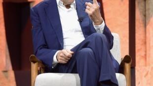 جان کری وزیر پیشین امور خارجه آمریکا